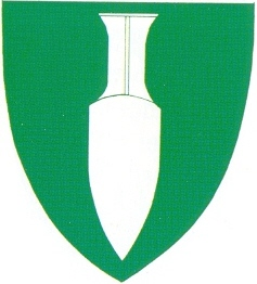 Coat of arms (crest) of the Rogaland Defence District (FDI 8), Norwegian Army