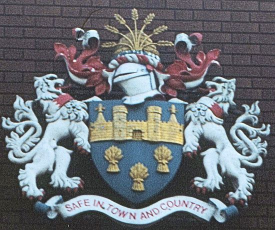 Arms of Town and Country Building Society