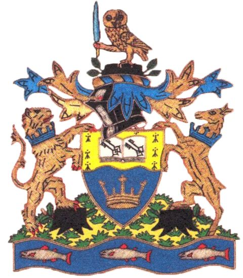 Coat of arms (crest) of Kingston University