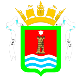 Coat of arms (crest) of the Naval Lighthouse Service, Navy of Uruguay