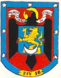Coat of arms (crest) of the 16th Division
