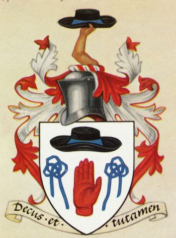 Arms of Worshipful Company of Feltmakers
