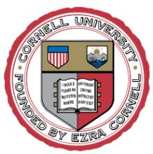 Arms (crest) of Cornell University