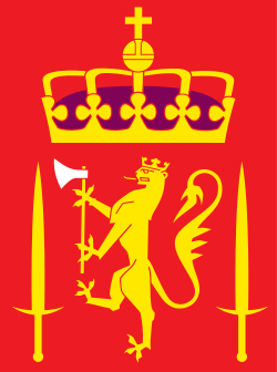 Coat of arms (crest) of the Norwegian Army