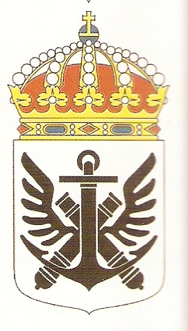 Coat of arms (crest) of the Naval Aviation Command, Swedish Navy