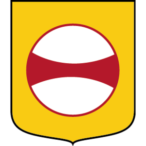 Coat of arms (crest) of the Umeå Squadron, 193rd Jaeger Battalion, Norrbotten Regiment, Swedish Army
