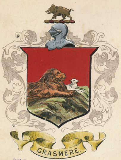 Arms (crest) of Grasmere