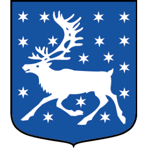 Coat of arms (crest) of the Life Company, Norrbotten Regiment, Swedish Army