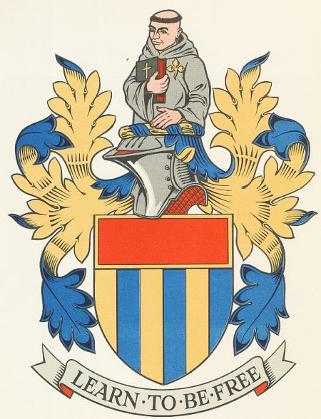 Coat of arms (crest) of Normanton Grammar School