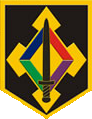 Arms of United States Army Maneuver Support Center of Excellence