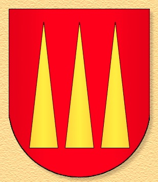 Coat of arms (crest) of the High Mountain Rifle Regiment Valladolid No 65 (old), Spanish Army