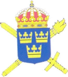 Coat of arms (crest) of the The Board of Psycological Defence, Sweden