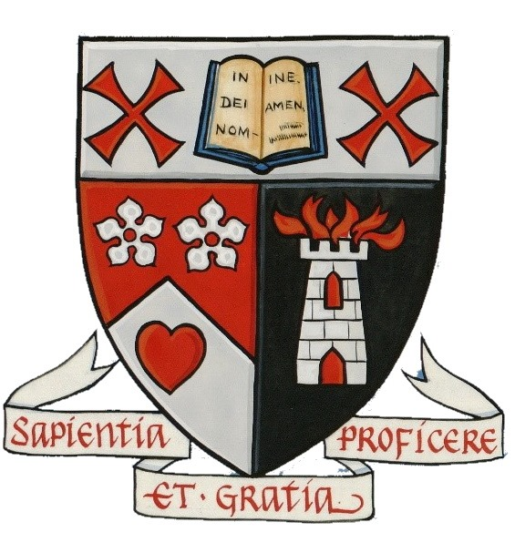 Coat of arms (crest) of St Patrick's High School