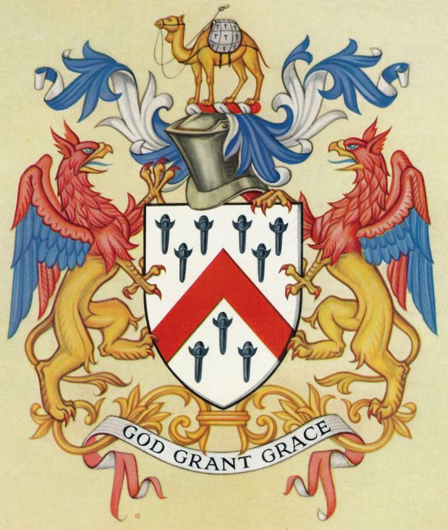 Arms of Worshipful Company of Grocers