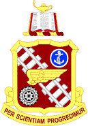 Coat of arms (crest) of the Transportation Center & Transportation School, US Army