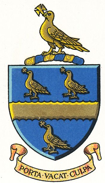 Arms of Repton School