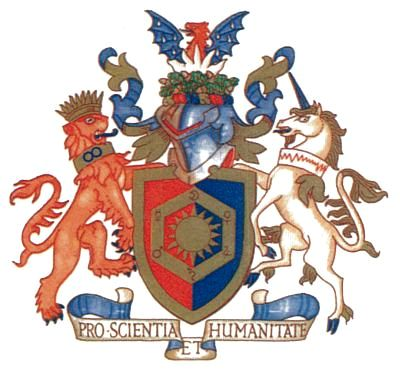Arms of Royal Society of Chemistry
