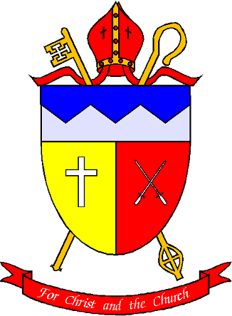 Arms (crest) of Diocese of West Viginia