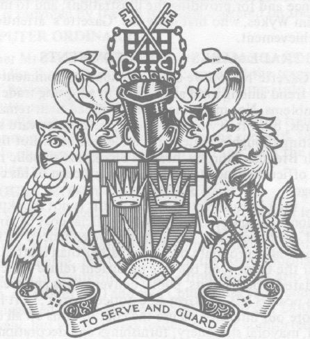 Arms of Eastern Counties Building Society