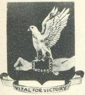 Coat of arms (crest) of the 24th Service Group, USAAF