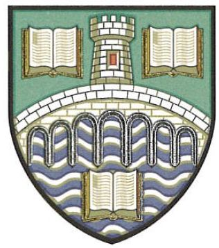 Arms of University of Stirling