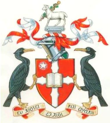 Arms of Liverpool Hope University
