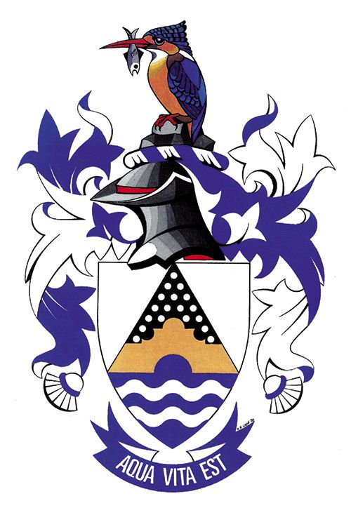 Arms of Water Institute of Southern Africa