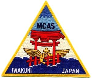 Coat of arms (crest) of the MCAS Iwakuni, USMC