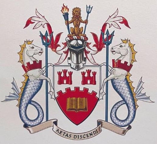 Arms of University of Northumbria