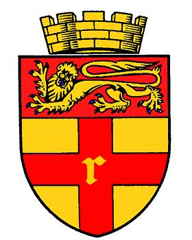 Arms (crest) of Rochester