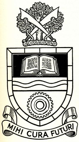 Arms (crest) of Acton Technical College