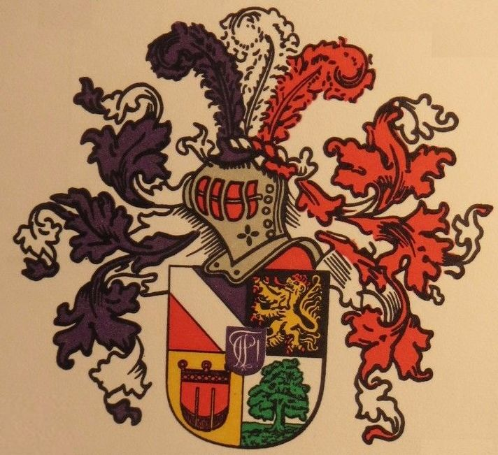 Arms of Alte Turnerschaft Palatia zu Tübingen
