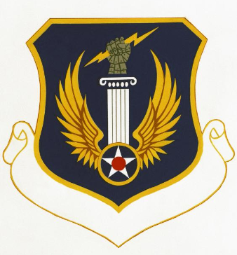 Coat of arms (crest) of the 432nd Combat Support Group, US Air Force