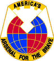 Arms of US Army Materiel Command