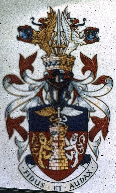 Arms of Cazenove and Co.