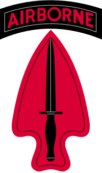 Arms of US Army Special Operations Command