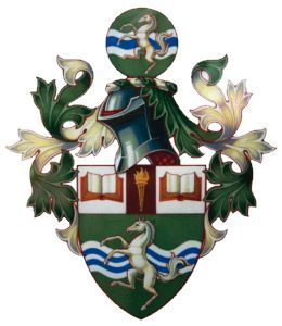 Coat of arms (crest) of Dartford Grammar School for Girls