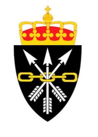 Coat of arms (crest) of the Defence Forces Competence Centre for Logistics and Operational Support, Norway
