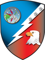 Coat of arms (crest) of the Joint Functional Component Commando for Integrated Missile Defense (JFCC IMD), USA