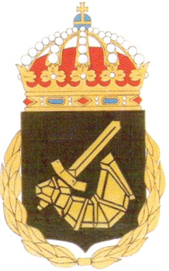 Coat of arms (crest) of the Battle School South, Swedish Army