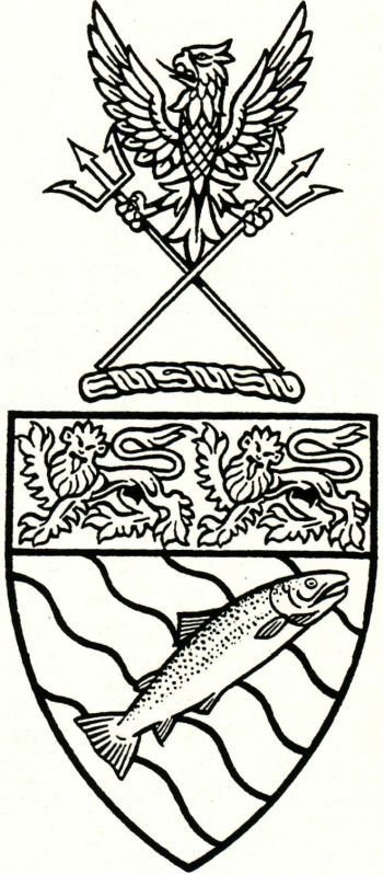 Arms of Gwynedd River Authority
