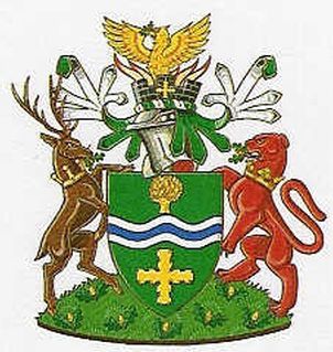 Coat of arms (crest) of Nottingham Trent University