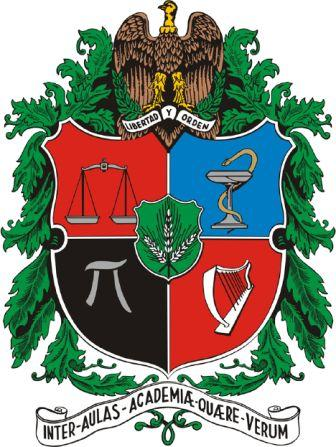 Arms of National University of Colombia