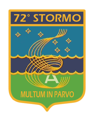 Coat of arms (crest) of the 72nd Wing, Italian Air Force