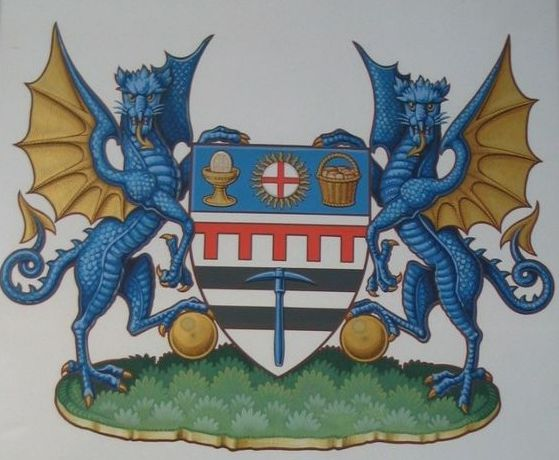 Arms of Bethlem Royal Hospital and The Maudsley Hospital