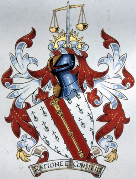 Arms of Magistrates Association