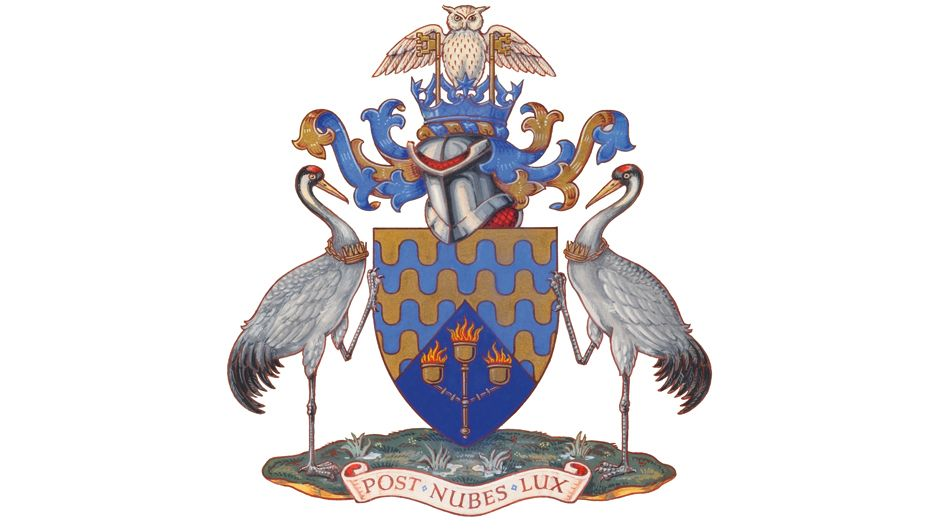 Coat of arms (crest) of Cranfield University