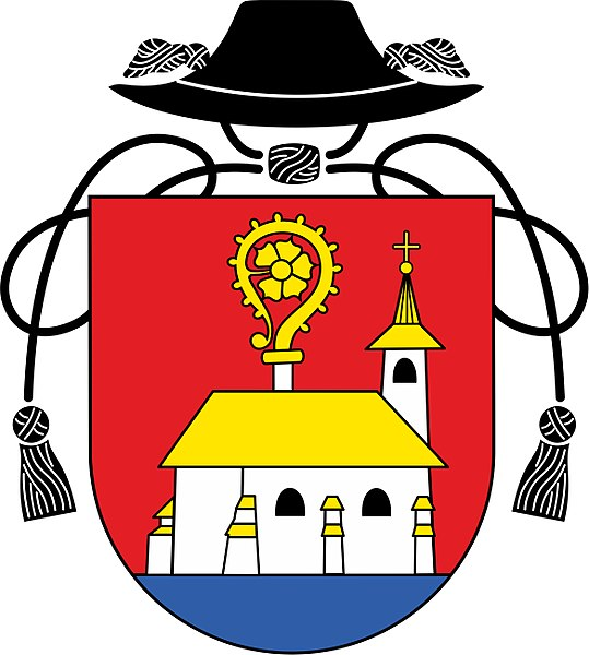 Arms of Parish of Nitra-Chrenová