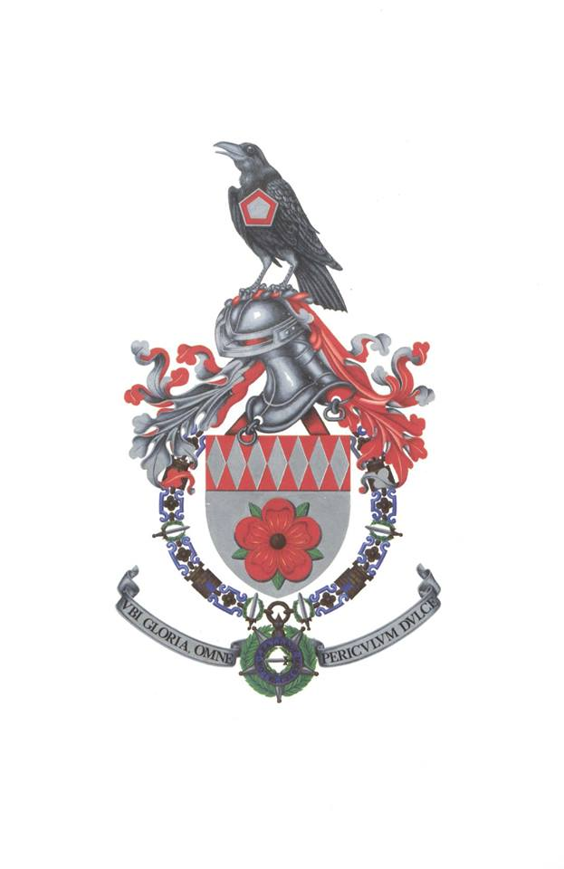 Coat of arms (crest) of the Infantry Regiment No 1, Portuguese Army