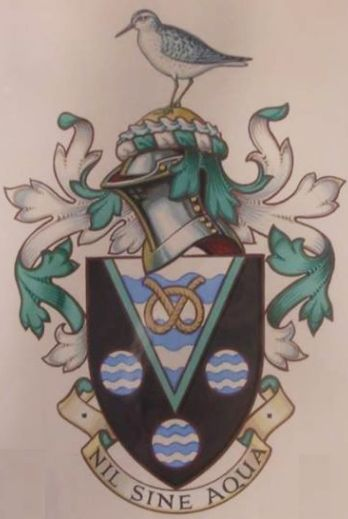 Arms of South Staffordshire Water